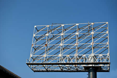 Billboard structure  photo