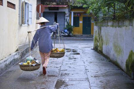 Hoi An street, Vietnam
