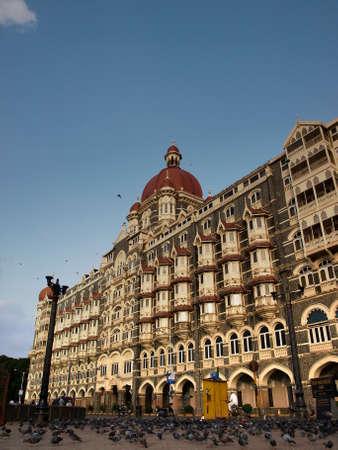 The Taj Hotel, Mumbai, India