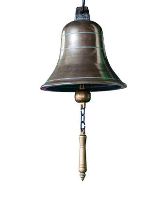 church bells: Brass bell
