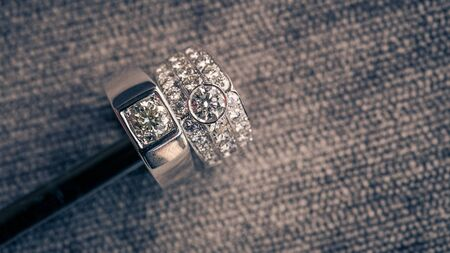 silver: Rings for Wedding