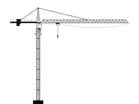 heavy construction: Grue