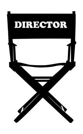 Movie chair Stock Vector - 2379105