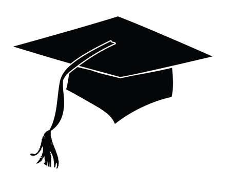 gorro de graduacion: graduado