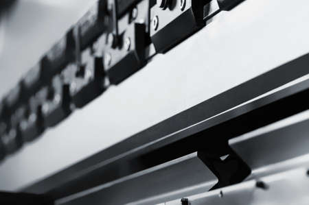 metalworking: Sheet metalworking cnc bending press brake machine