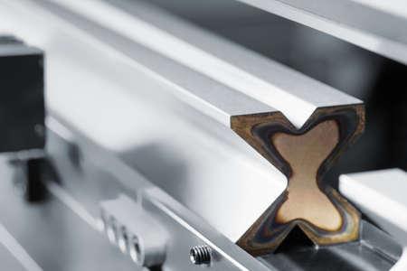 Sheet metalworking cnc press brake bending tool
