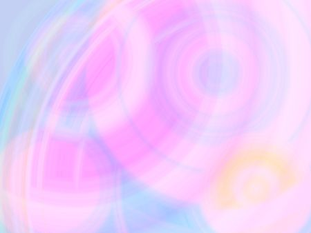 pink and blue circles as a background