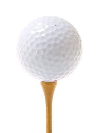 golf ballon tee