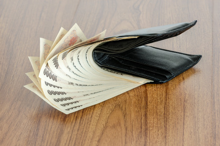 yen note: Japanese Yen Cash Bank Note