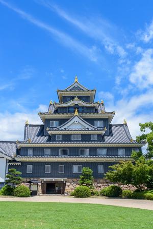 Okayama Castle or Crow Castle