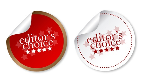 permitted: Editors choice sticker