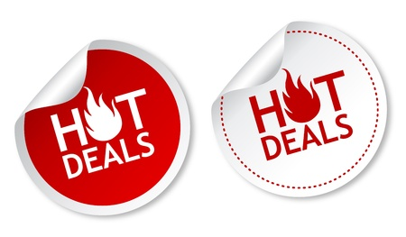 clearance sale: Hot deals stickers