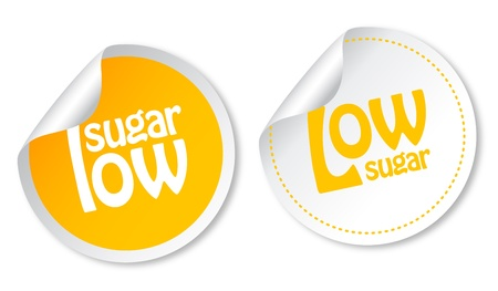 diabetic: Low sugar stickers