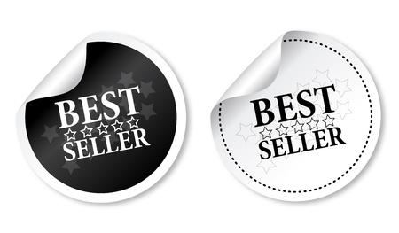 best seller: Bestseller Aufkleber