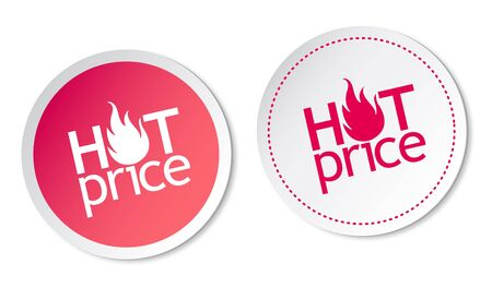 hot deal: Hot price stickers