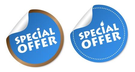 promo: Offerta speciale adesivi