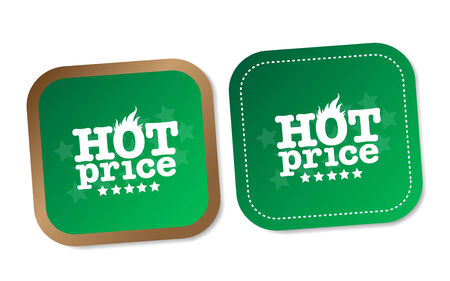 fire ball: Hot price stickers