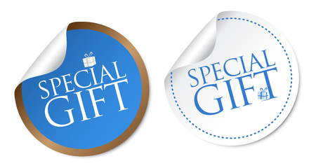 special occasion: Special Gift Stickers