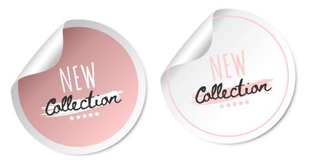 New Collection Stickers