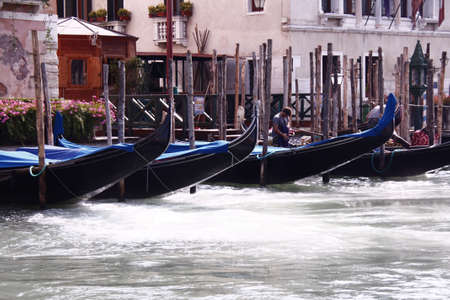 The Grand Canal of Venice Stock Photo - 16874556