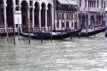 The Grand Canal of Venice Stock Photo - 16874551