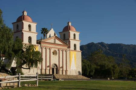 Santa Barbara mission Mountains