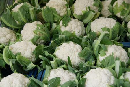 Cauliflower in green