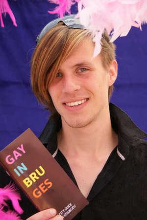 Gay Boy in Bruges