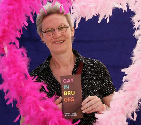 Lesbian in Bruges