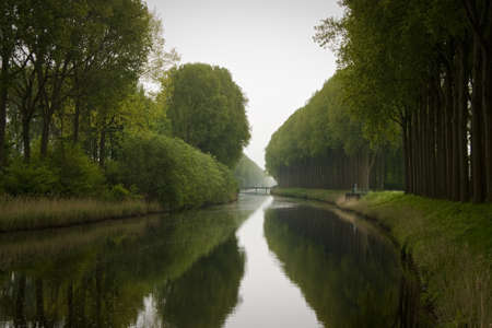 Canal in Damme