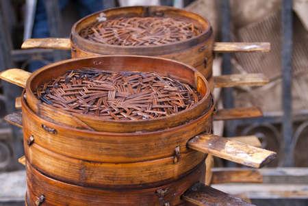 Beijing dumpling basket.