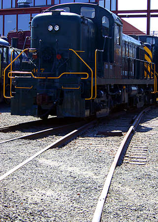 Approaching Train photo