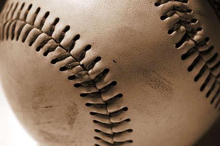 Old Baseball Stock Photo - 399736