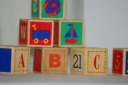 子供のブロック