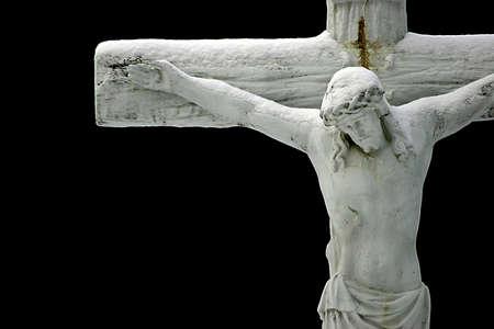 religion catolica: Jes�s en la cruz