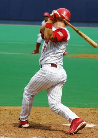 Baseball Batter 写真素材