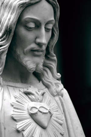 Jesus close-up Stock Photo - 2564452