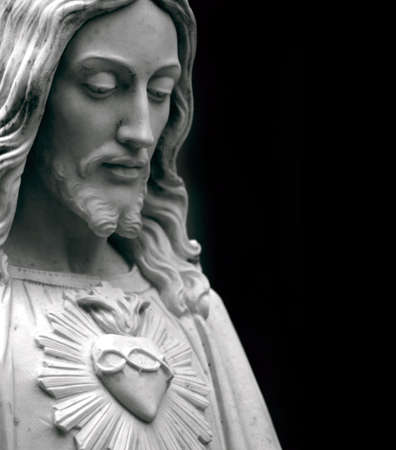 Jesus close-up Stock Photo - 2564453