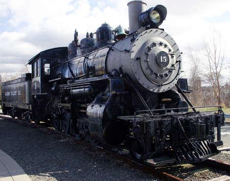 steam locomotive: Steam Engine Train