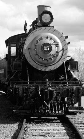 Approaching Train