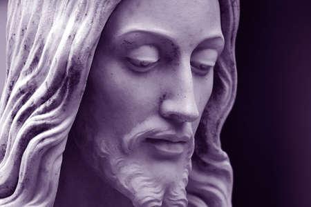 Purple Jesus Christ