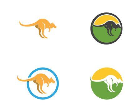 kangaroo logo stock photos royalty free kangaroo logo images