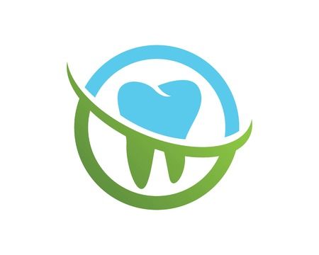 Health Dental Logo Design Template