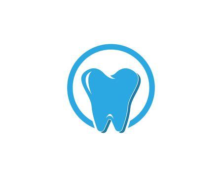 Health dental logo design