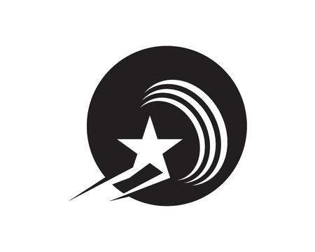 Star vector template