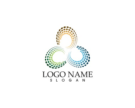 Business corporate logo vector template