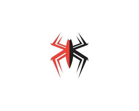 Spider vector illustration Stock Vector - 117542961