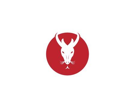 Dragon icon vector illustration