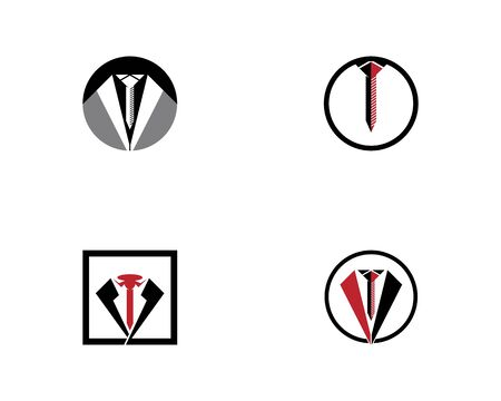Tie business icon vector illustration Vectores