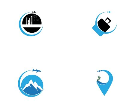 Travel agent design template
